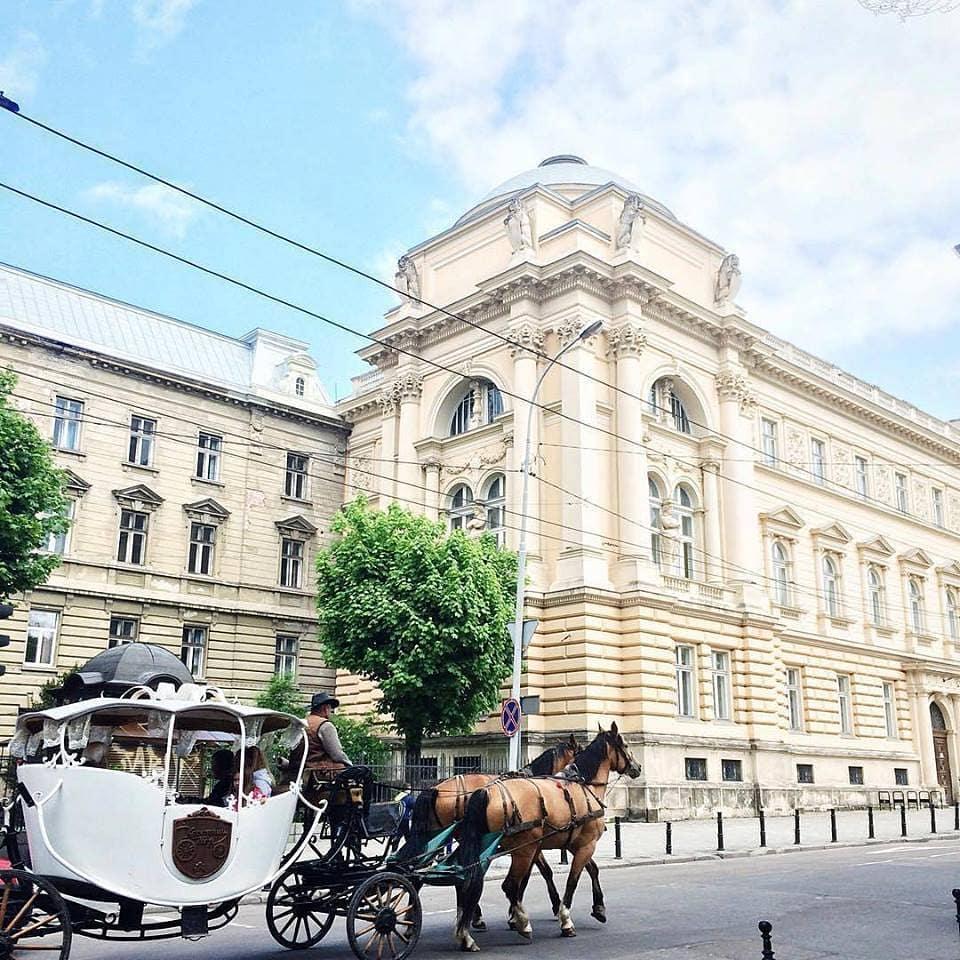 Екскурсія Австрійський Львів
