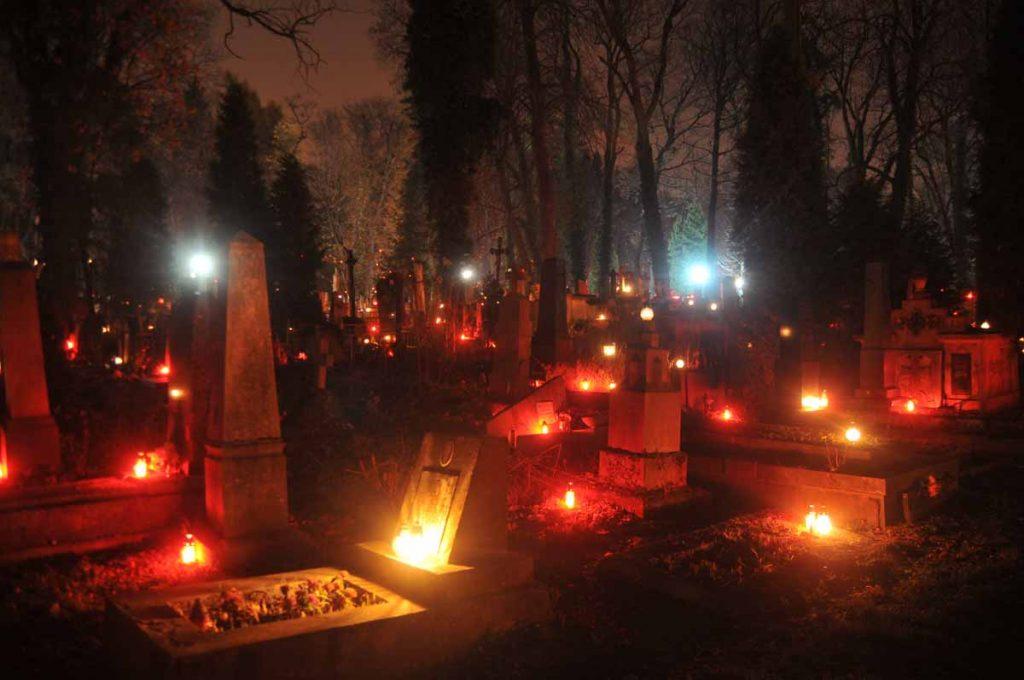 Ночной Лычаков