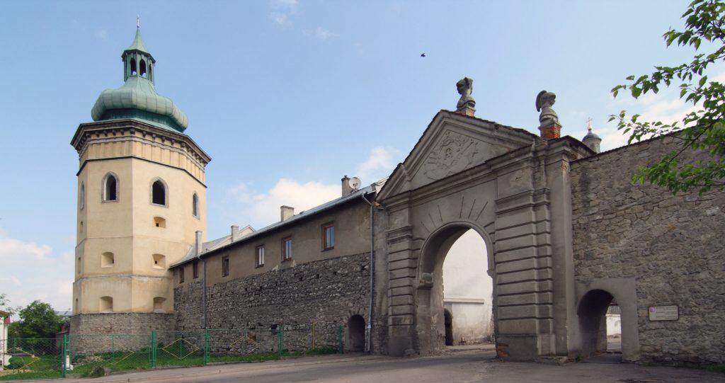 Город Жовква