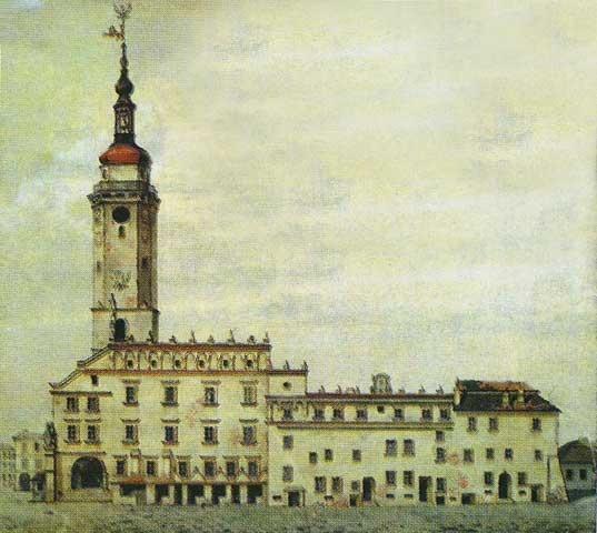 ратуша Львова