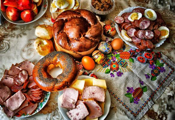 Гуцульський Великдень