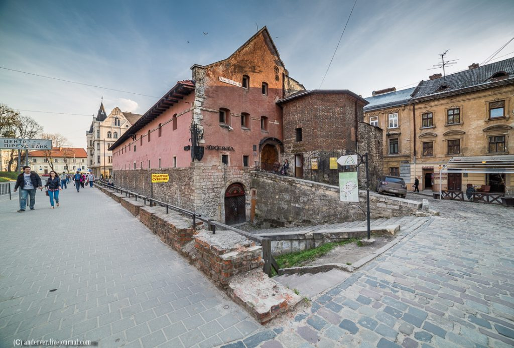 музеї у місті
