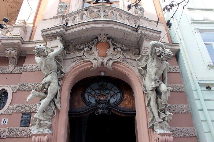 Дом ученых во Львове