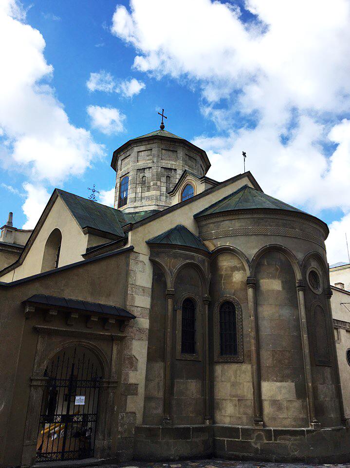 Армянский кафедральный собор