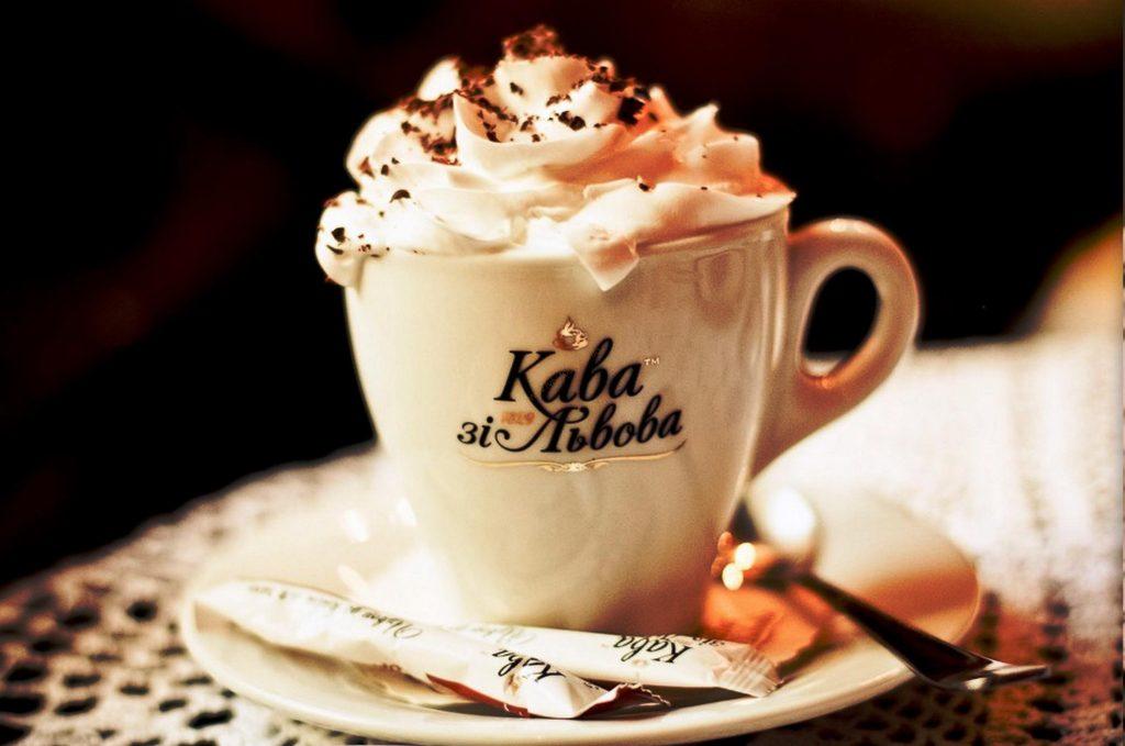 Львів і кава
